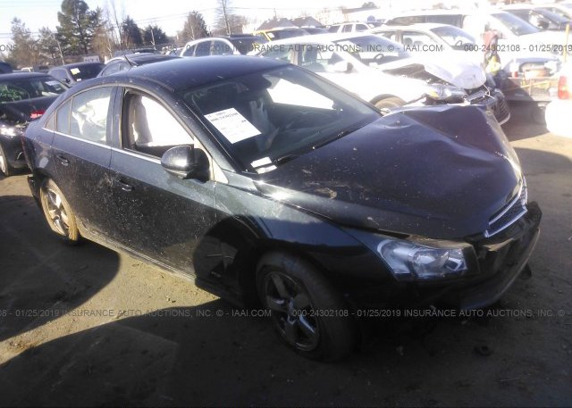 Inventory #357721975 2012 Chevrolet CRUZE