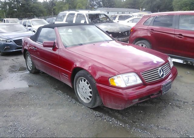 Inventory #180686157 1998 Mercedes-benz SL