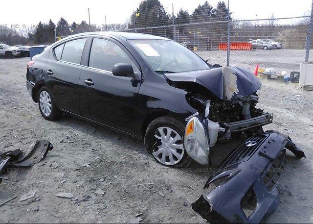 Inventory #621175567 2012 Nissan VERSA