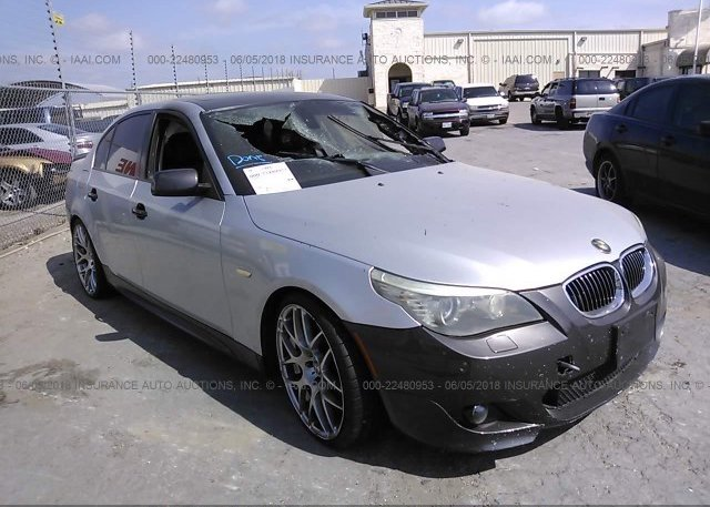 Inventory #508058122 2008 BMW 550