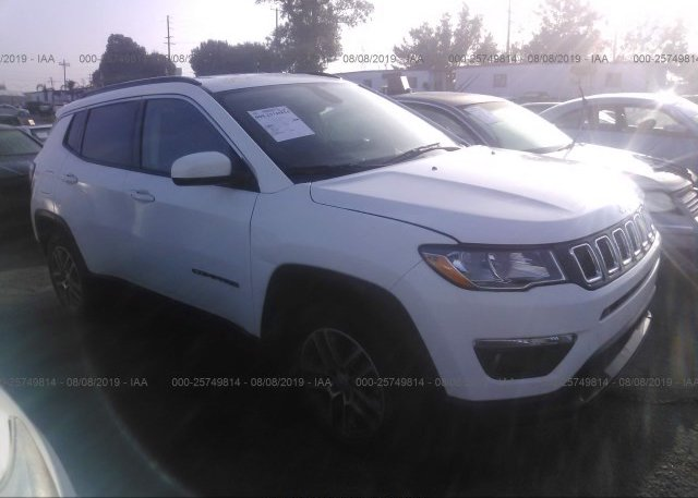 Inventory #742176937 2017 JEEP COMPASS