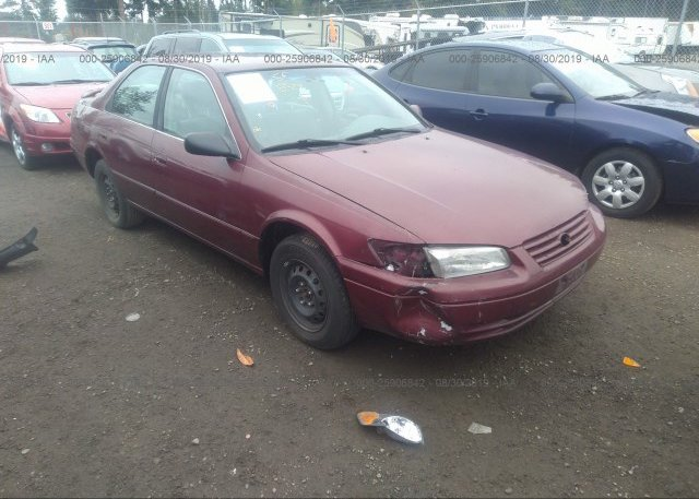 Inventory #829781605 1997 Toyota CAMRY