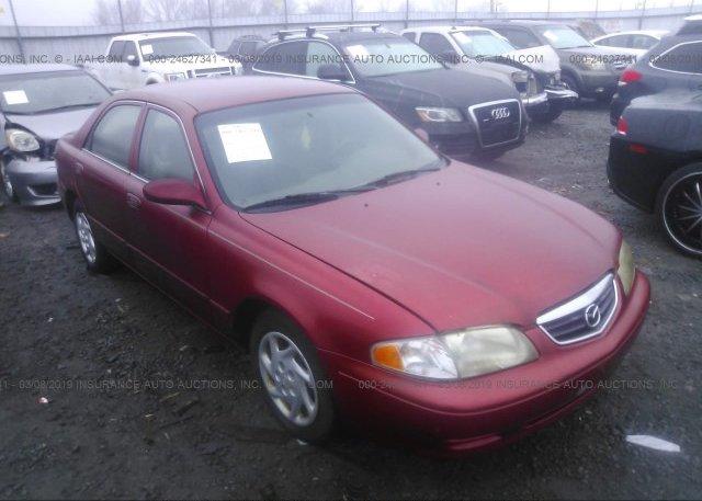 Inventory #103760933 2000 Mazda 626