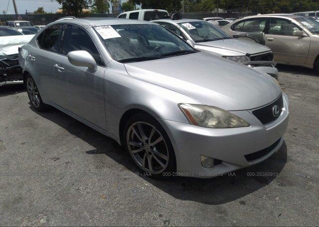 Inventory #762454904 2008 Lexus IS
