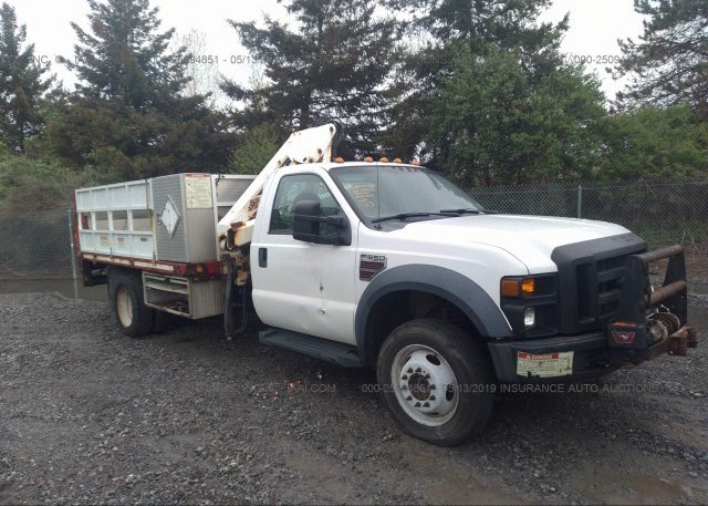 Inventory #496189650 2010 FORD F550