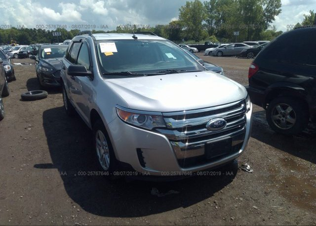Inventory #635915385 2011 FORD EDGE