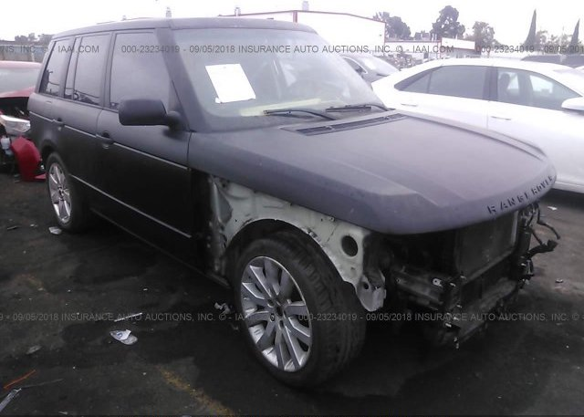 Inventory #578536373 2003 Land Rover RANGE ROVER