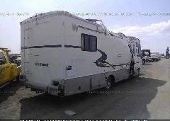 2003 FORD F550 - 1FCMF53S830A02934 rear view