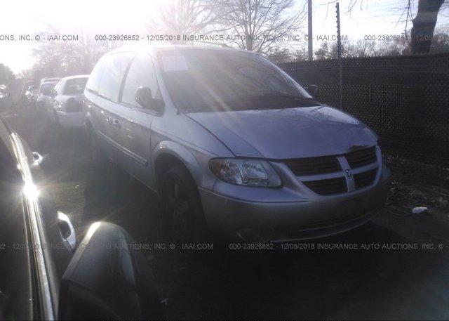 Inventory #225865778 2006 Dodge GRAND CARAVAN