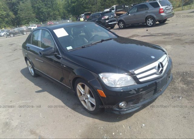 Inventory #257957040 2010 Mercedes-benz C