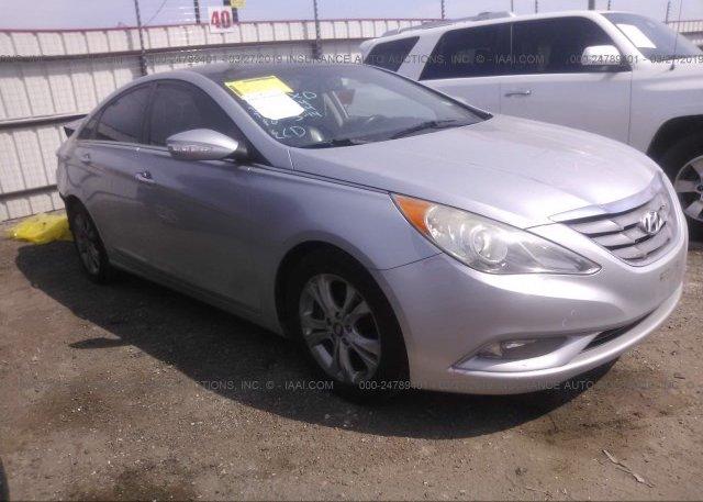 Inventory #753494167 2012 Hyundai SONATA