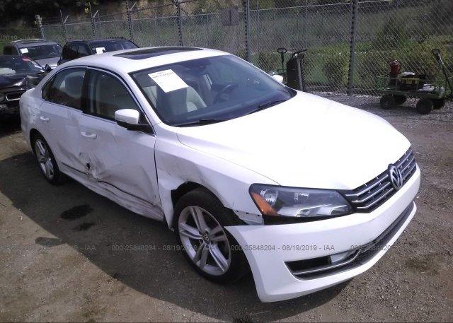 Inventory #427753937 2015 Volkswagen PASSAT