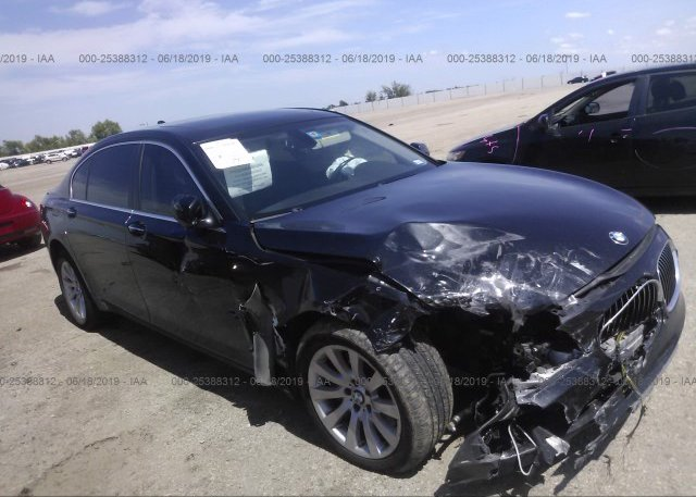 Inventory #675450180 2012 BMW 740