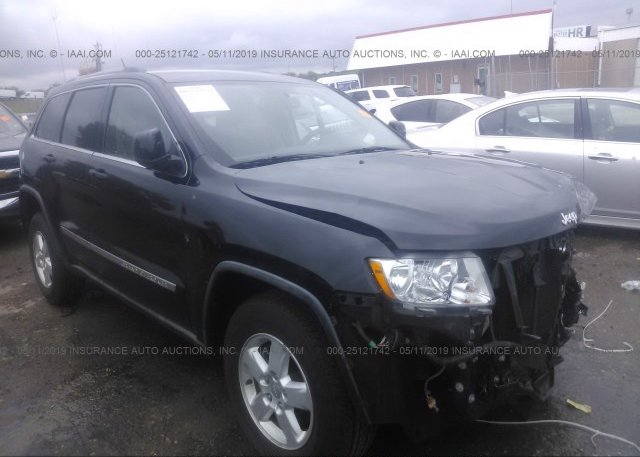 Inventory #897532231 2012 JEEP GRAND CHEROKEE