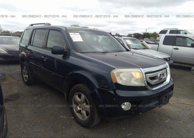 Inventory #511129830 2009 Honda PILOT