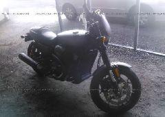 2017 Harley-Davidson XG750A