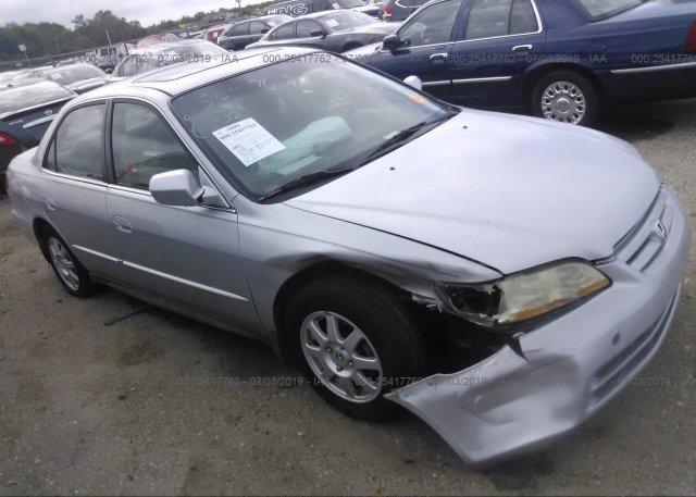 Inventory #817134445 2002 Honda ACCORD