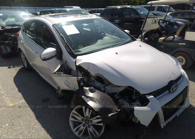 Inventory #164329153 2012 FORD FOCUS