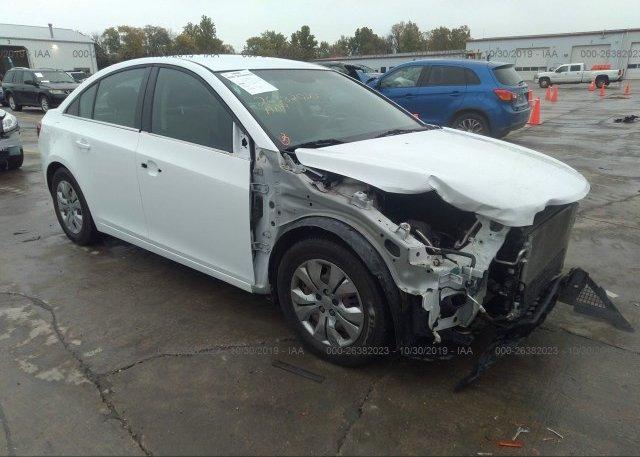 Inventory #185047436 2012 Chevrolet CRUZE