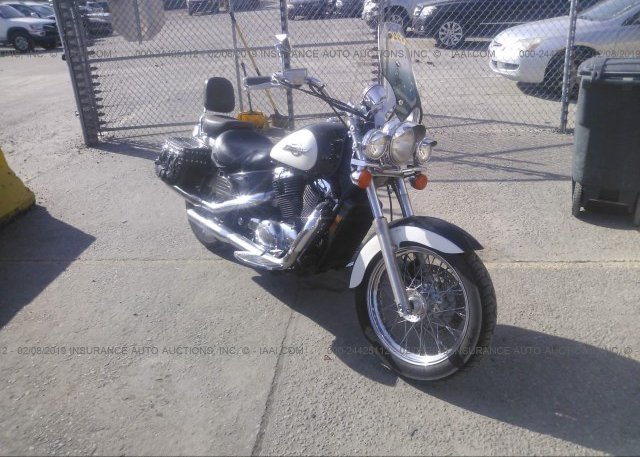 Inventory #555369620 1996 Honda VT1100