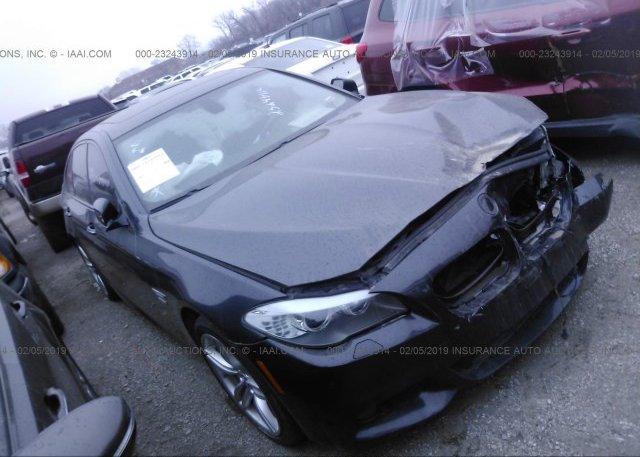 Inventory #101104503 2012 BMW 550