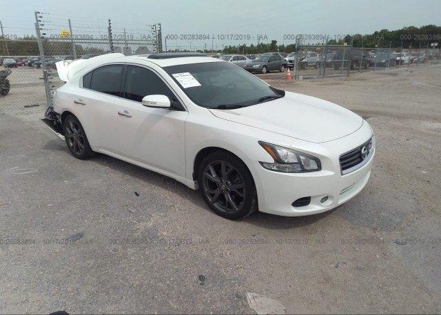 Inventory #629140051 2014 Nissan MAXIMA