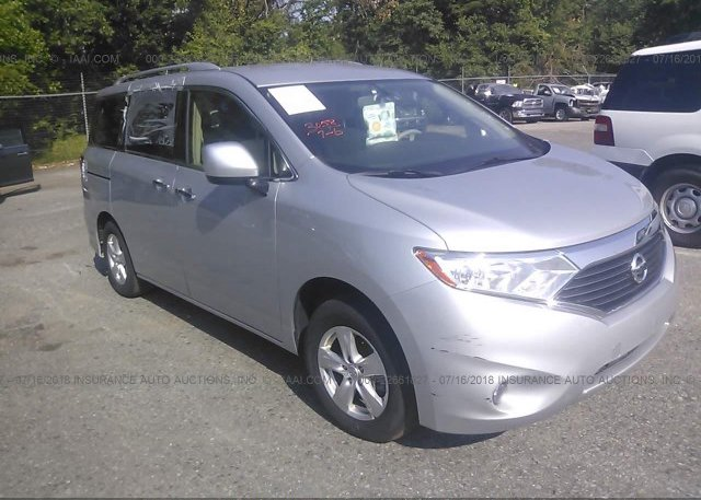 Inventory #717784882 2017 NISSAN QUEST