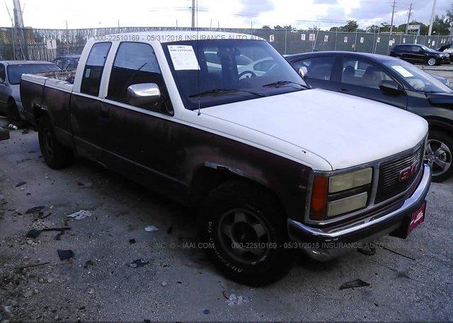 Inventory #471517673 1990 CHEVROLET GMT-400