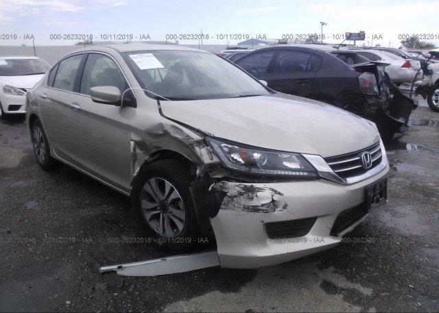 Inventory #133963289 2014 Honda ACCORD
