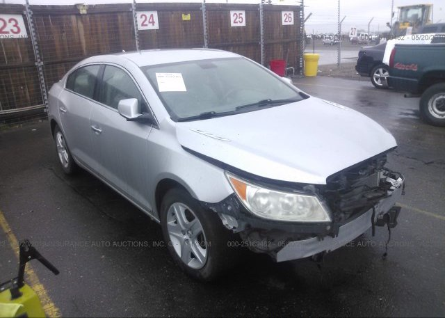 Inventory #841288703 2011 Buick LACROSSE
