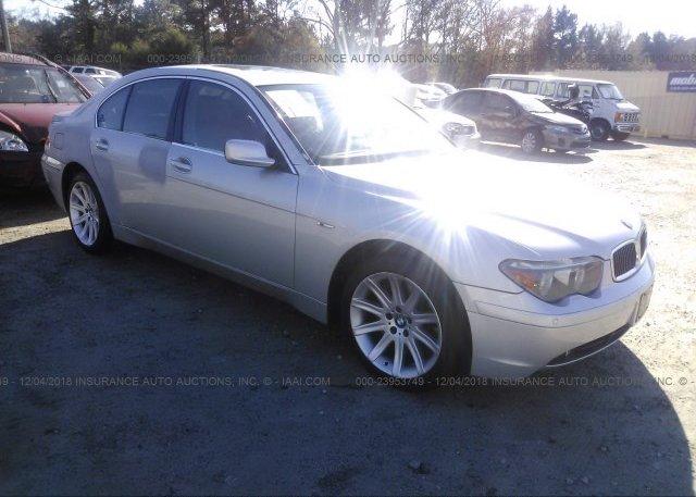 Inventory #133551903 2005 BMW 745