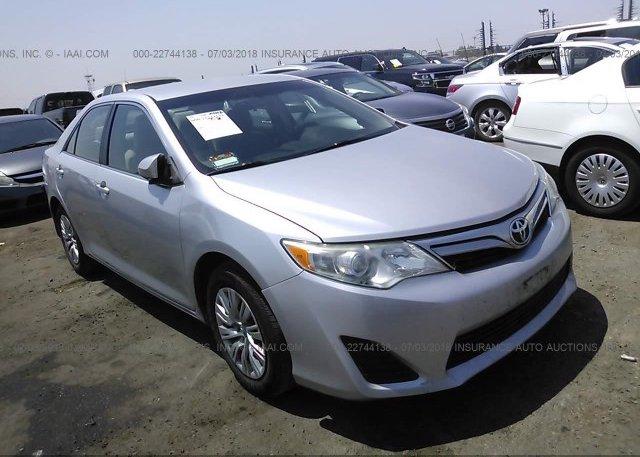 Inventory #680273707 2012 Toyota CAMRY