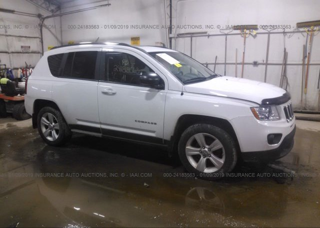 Inventory #912556099 2011 JEEP COMPASS