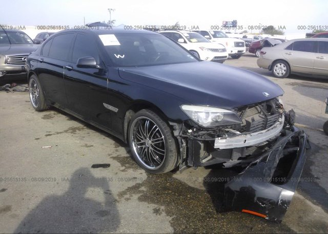 Inventory #741121949 2012 BMW 750