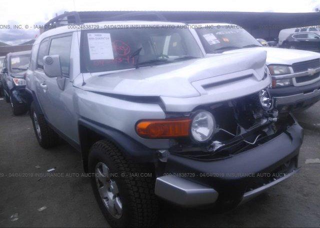 Inventory #306263076 2007 Toyota FJ CRUISER
