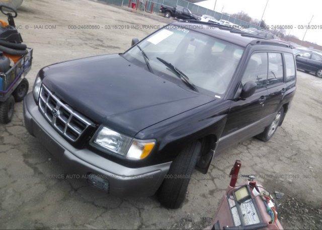 Inventory #776571746 2000 Subaru FORESTER