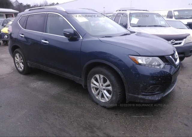 Inventory #475599895 2015 Nissan ROGUE