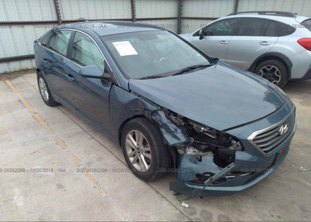 Inventory #576480448 2015 Hyundai SONATA