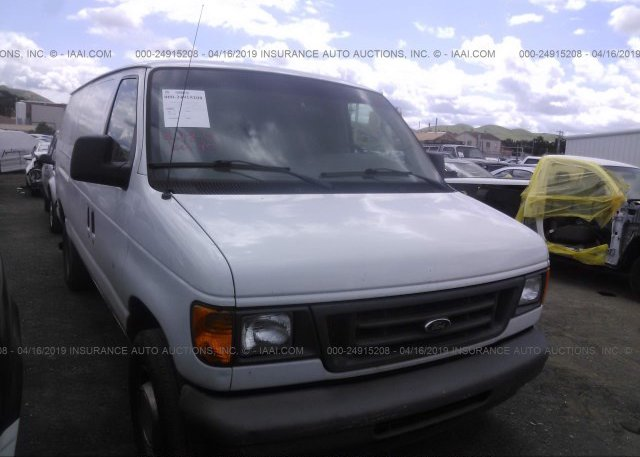 Inventory #549592223 2007 FORD ECONOLINE