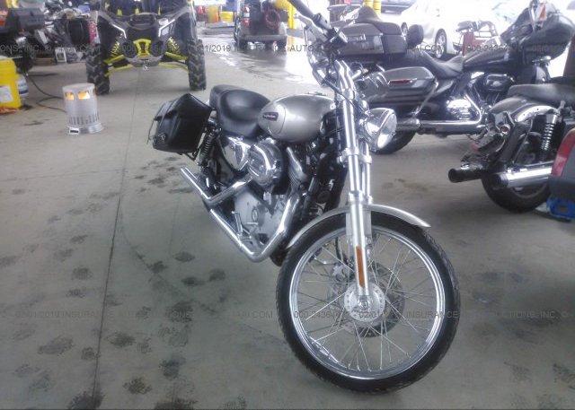 Inventory #381230812 2009 Harley-davidson XL883