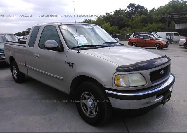 Inventory #642644652 1998 FORD F150