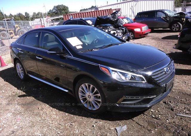 Inventory #729861731 2015 Hyundai SONATA