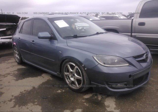 Inventory #666184420 2007 Mazda SPEED