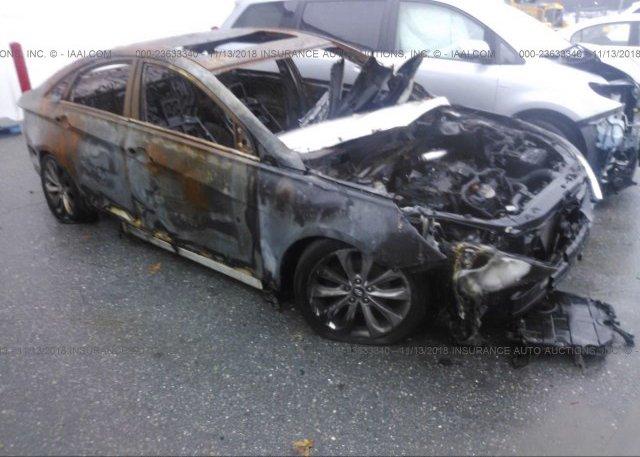 Inventory #459169107 2012 Hyundai SONATA