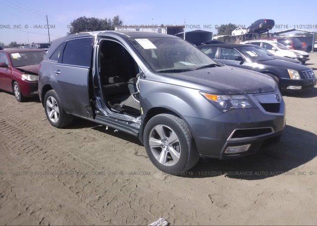 Inventory #861776278 2011 Acura MDX