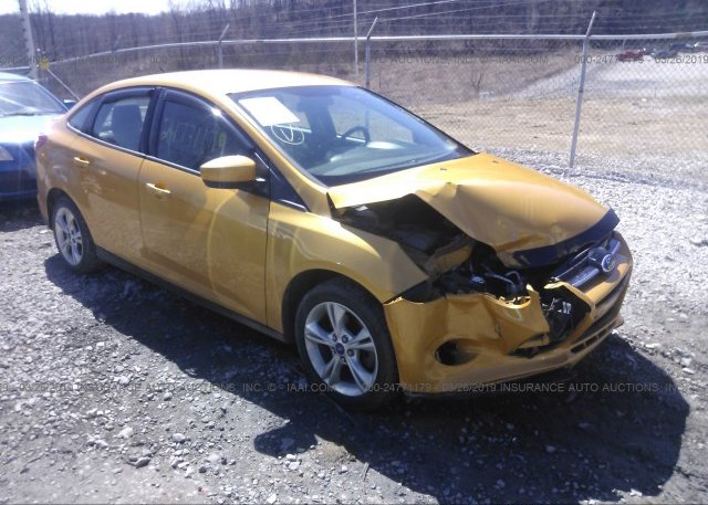 Inventory #108866922 2012 FORD FOCUS