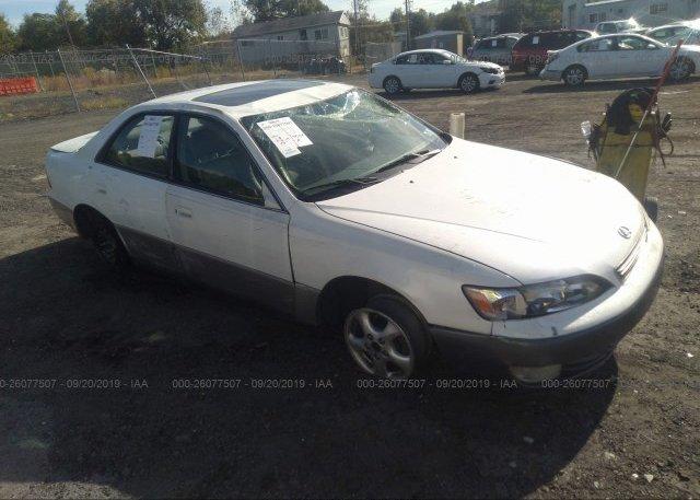 Inventory #922366623 1997 Lexus ES