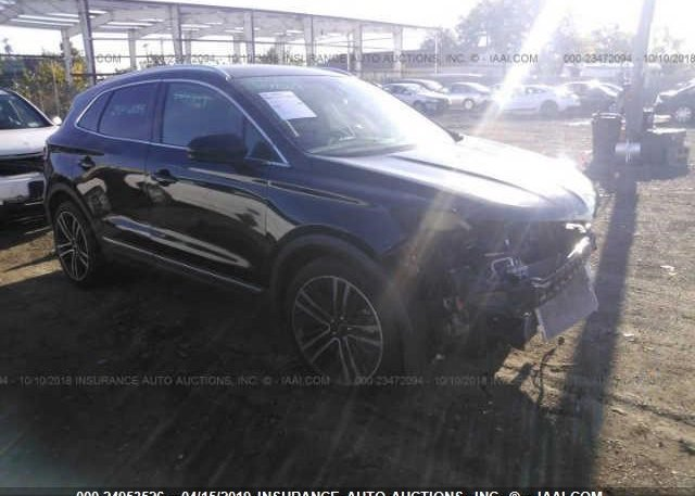 Inventory #483893013 2017 LINCOLN MKC