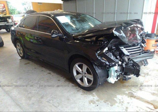 Inventory #821801760 2012 Volkswagen PASSAT
