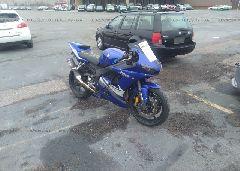 2005 Yamaha YZFR6